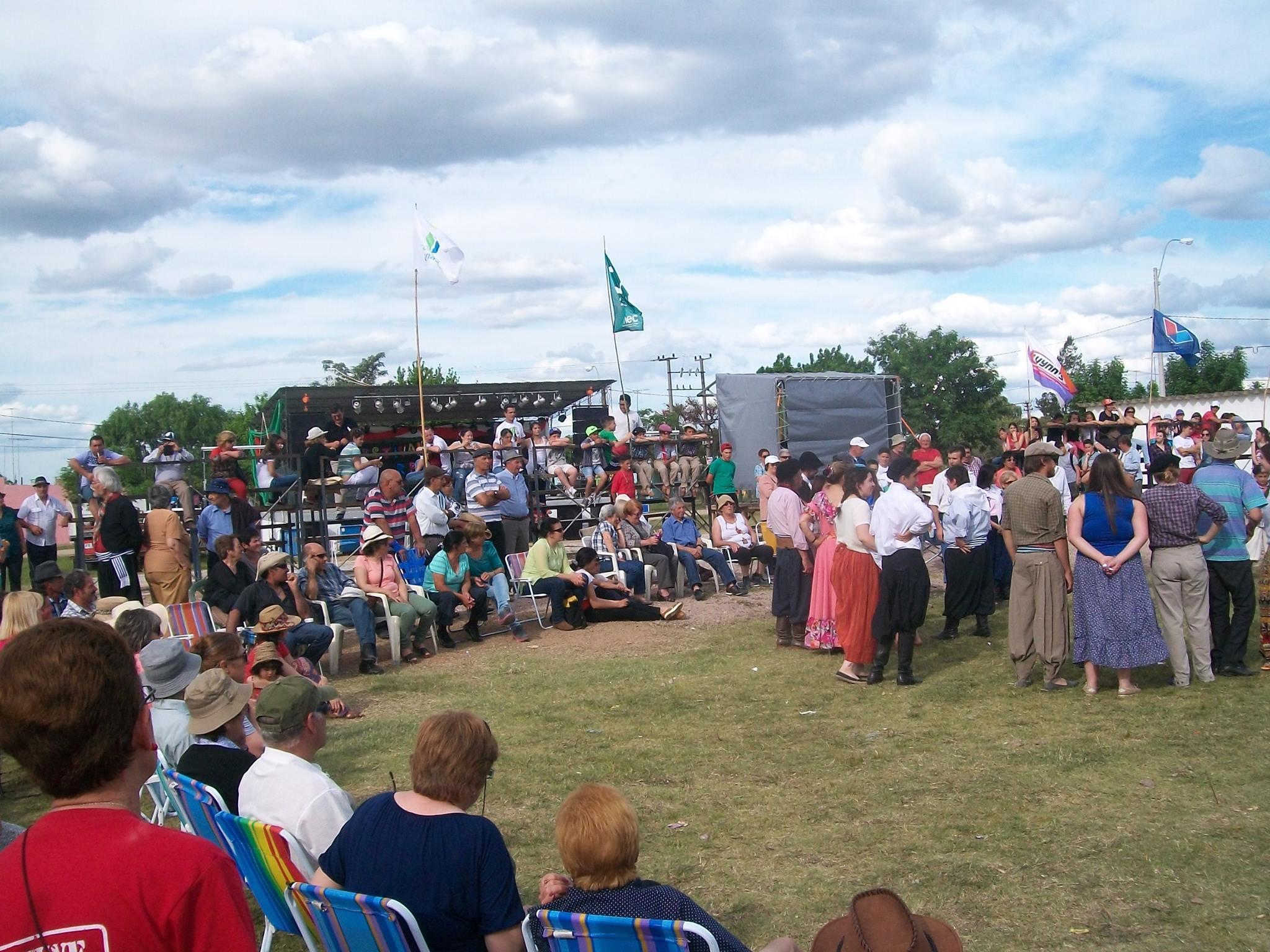Fiesta del Reencuentro de Montes