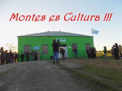 """Inaugurado el 1° de Junio del 2017 en el marco del Proyecto 2016 """"Casa de la Cultura""""       ura"""